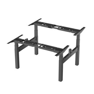Electric Height Adjustable Desk: Benching Desk Frame Only H3H