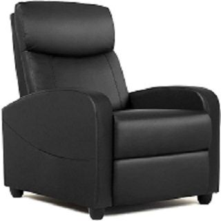 Recliner Chair Massage Single Sofa Armchair 5021C