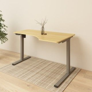 Seiffen Spliced L-shaped Standing Desk