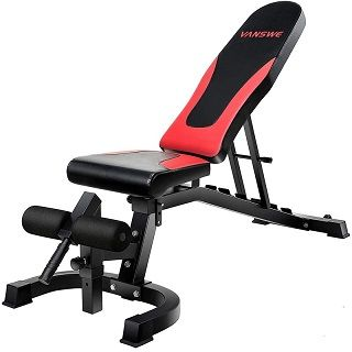 Adjustable Weight Bench 800 lbs 203