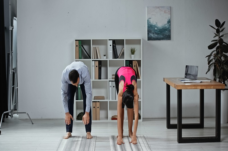 physical fitness at home