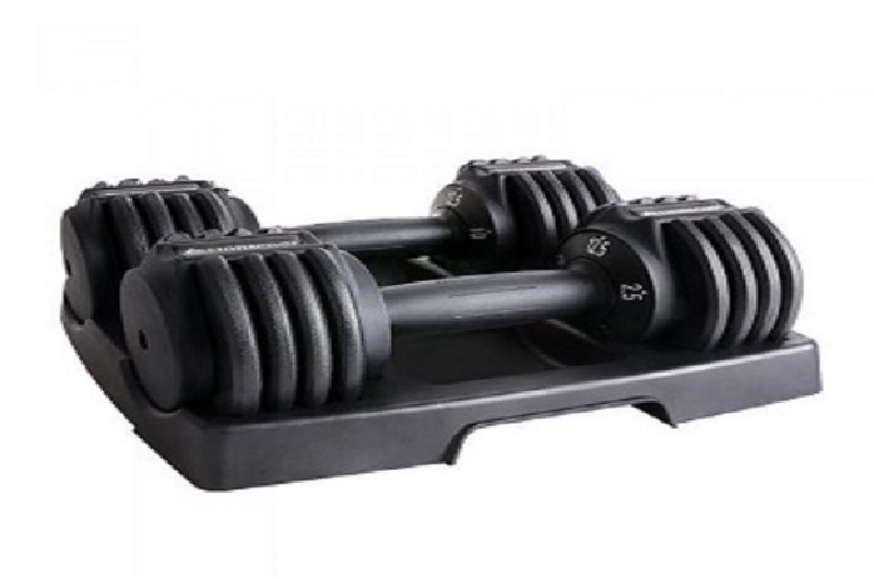 The Adjustable Dumbbell LCL will keep  even older people physically fit with reg