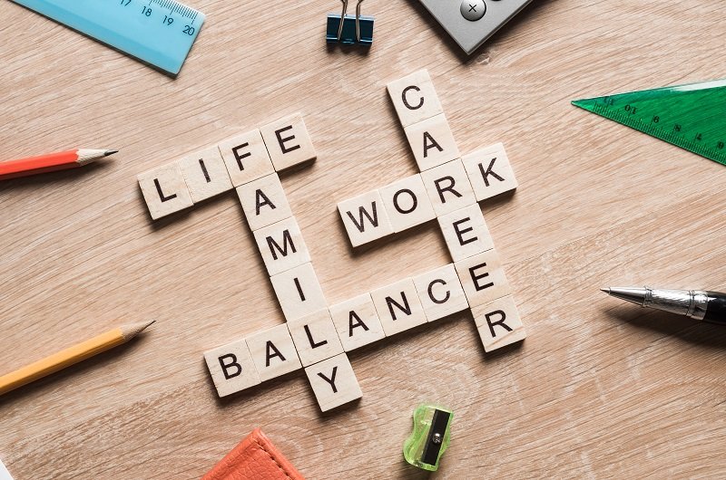 workplace and life at home balance