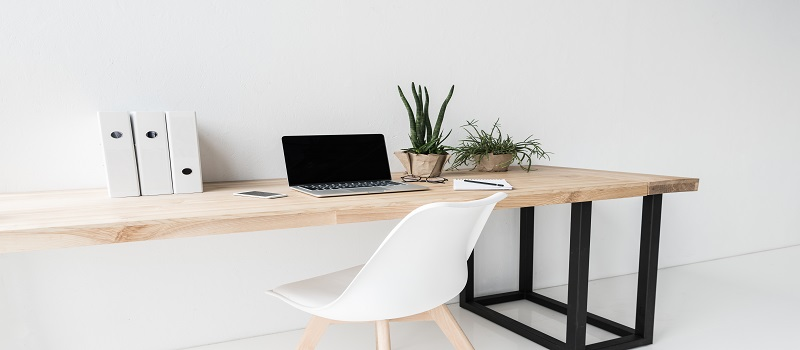 functionality of a desk
