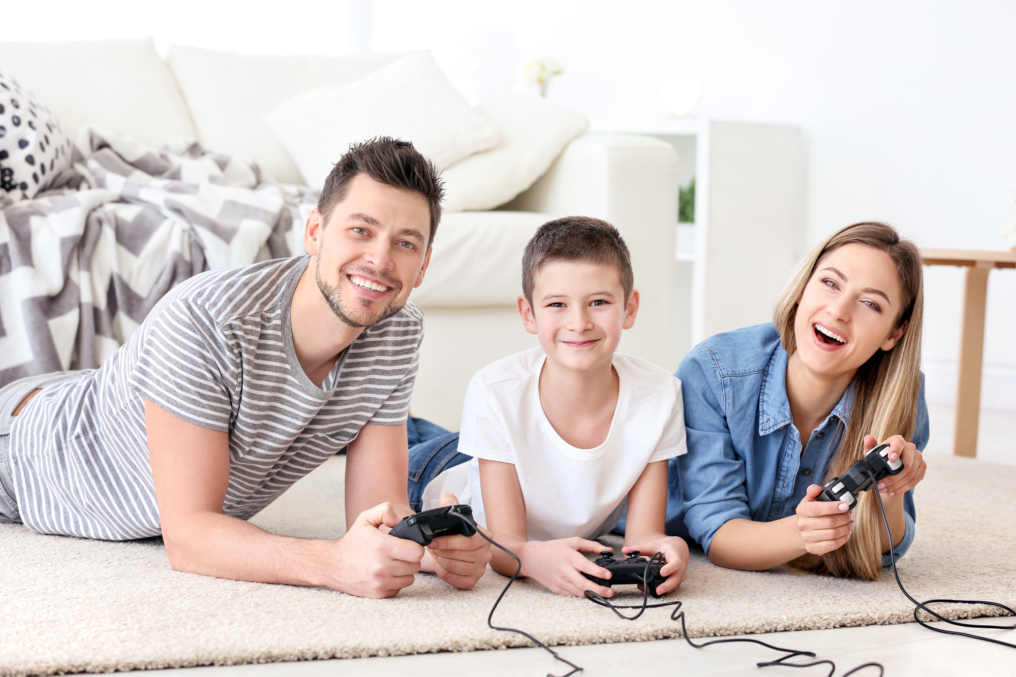 The Five Love Languages Through Playing Video Games and How Every Parent Can Mas