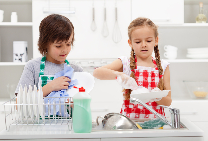 Stay Basic: The Four Basic Homeowner Skills Your Growing Child Must Learn