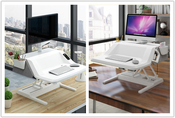 Stylish Electric Sit-Stand Smart Workstation EM6S VS Aesthetic Sit Stand Workstation M6S