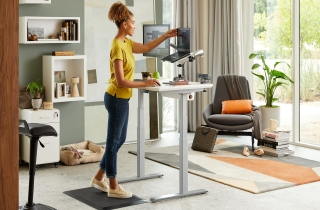 How to Effectively Use your Standing Desk