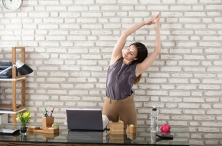 Fitness for the Stay-at-Home Employee