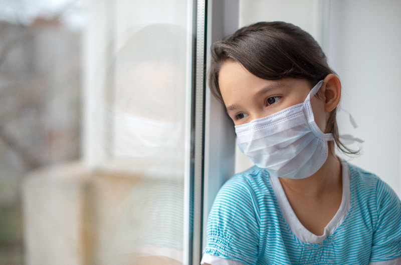 Children and Post Pandemic Anxiety