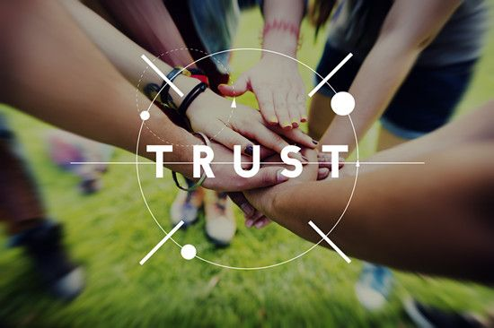 building trust with team work