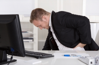 The Worker's Back Pain