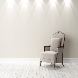 The Aesthetically designed Accent Chair