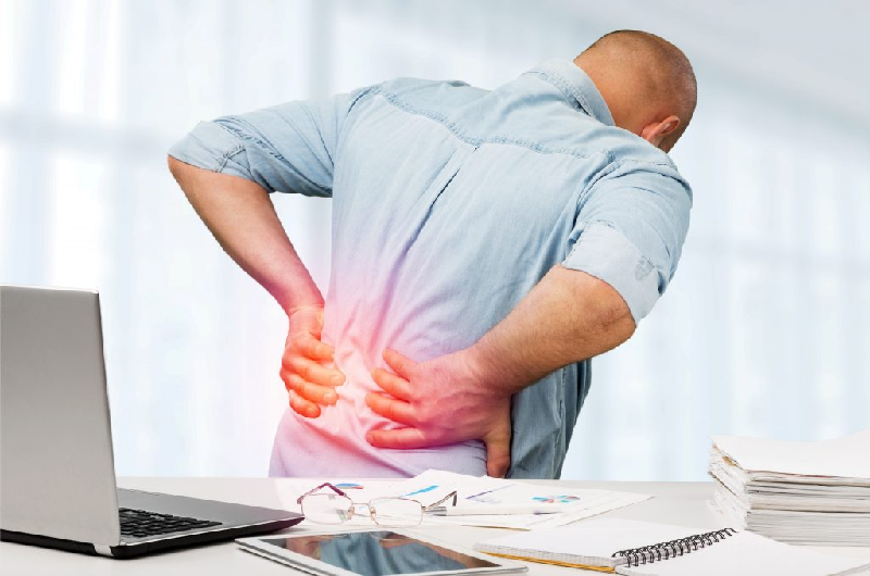 The Immense Back Pain