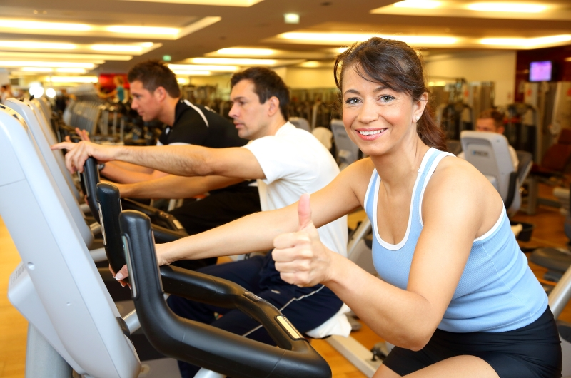 The key to happiness is living stress-free by doing exercise.  This is achievabl