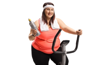 Cycling is a form of exercise to have a leaner body and  to reduce excess fat wh