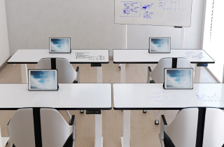 Whatever hobby or task you like to do, the  Height Adjustable Whiteboard Standin