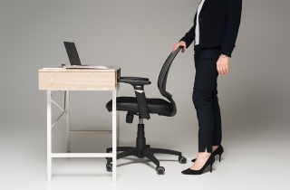 The  home office  chair for a workaholic like you? The  Ergonomic Mesh Office Ch