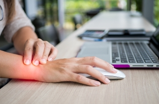 Be productive and worry-free from possible occupational injury with the Ergonomi