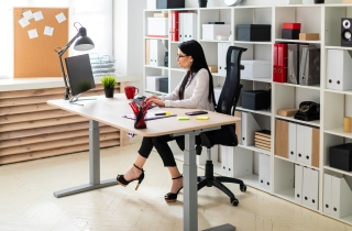 Being economical makes you  wiser and  having an  Adjustable Standing Desk Pro S