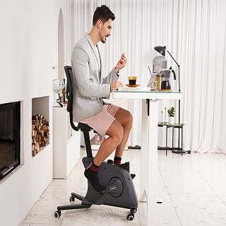 Let the Sit2Go 2-in-1 Fitness Chair help you achieve a healthy heart while doing