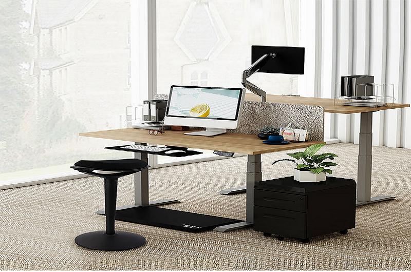 A Height Adjustable Wobble Stool BH2 is all you need to be work productive and