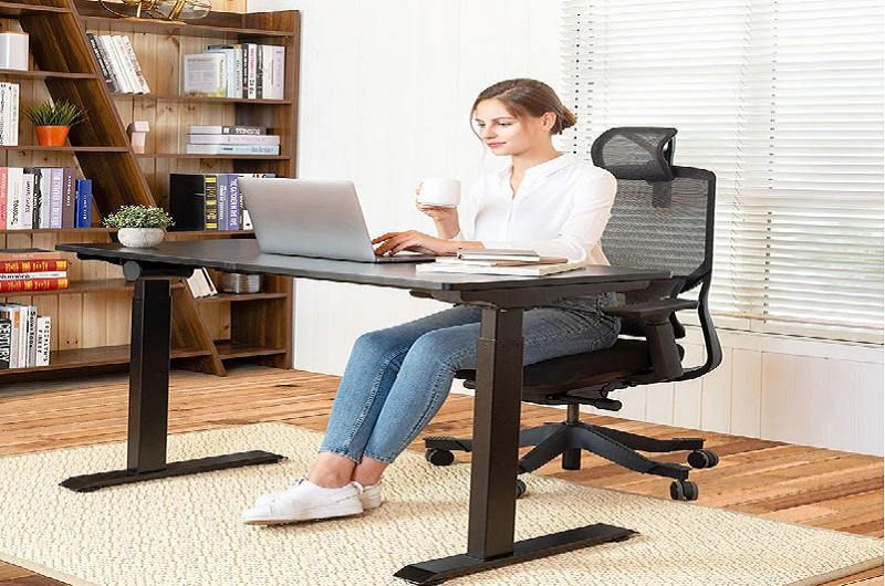 The Soutien Ergonomic office Chair is perfectly designed for a hard worker like