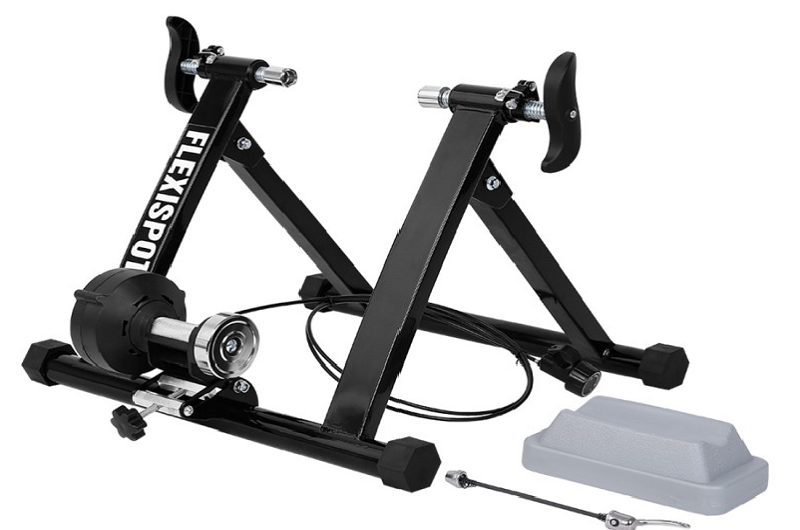 The Smart Bike Trainer Stand BT01  for a smooth, worry-less bike training