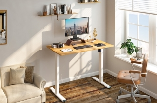 the Seiffen Laminated Standing Desk