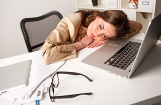 Constantly Tired at Work: Why and What To Do