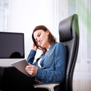 Leg and Foot Rests on Office Chairs: Why They Are Good