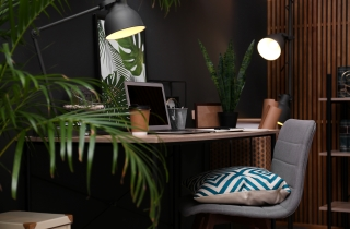 8 Ways To Bring The Tropics Into Your Workspace