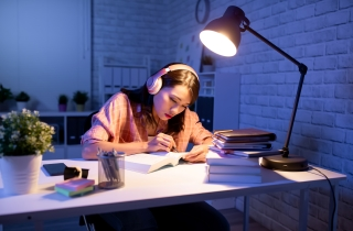 Better Lighting With Task Lamps