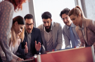 Work Stress Busters: Toys and Games in the Workplace