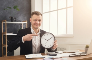 Do Better at Work With These Time Management Tips
