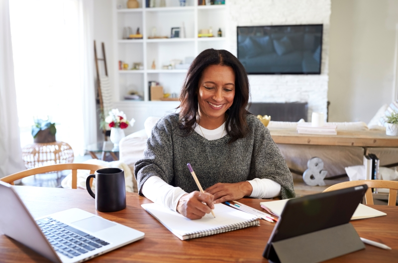 5 Workspace Tips For Your Home-Based Business