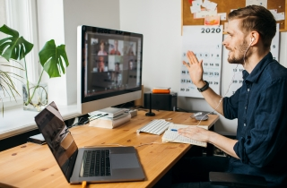 Workplace Culture While Working From Home