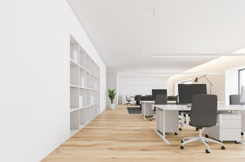 All Shades of White: The Palette For Your Office