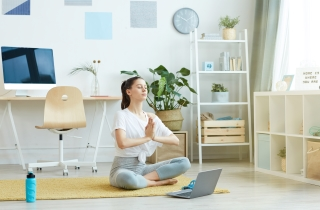 Staying Healthy While Staying At Home