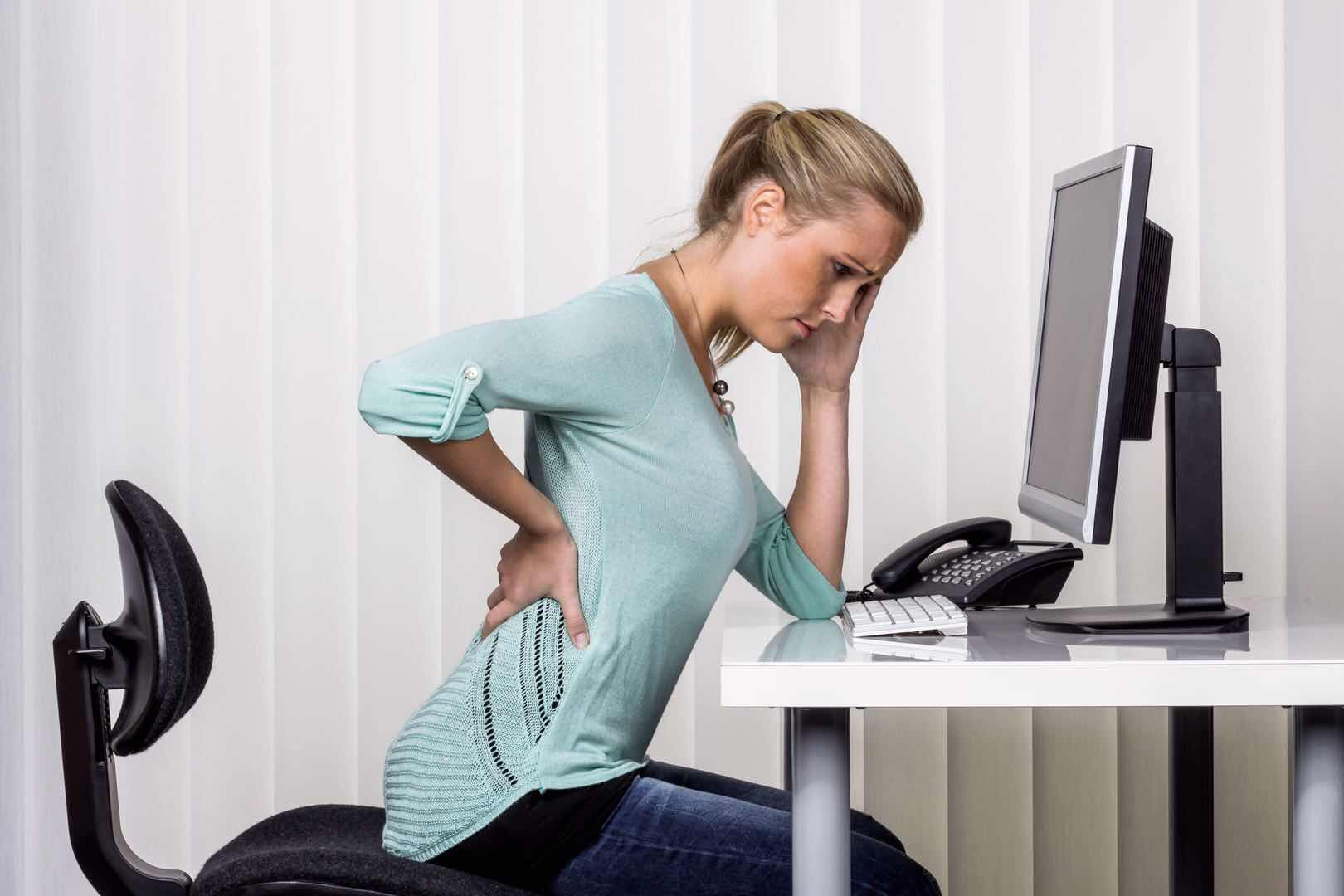 Ways to Make Your Work-From-Home Space More Ergonomic and Better for Your Back