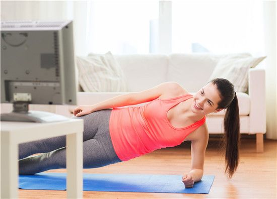 keep active while watching TV