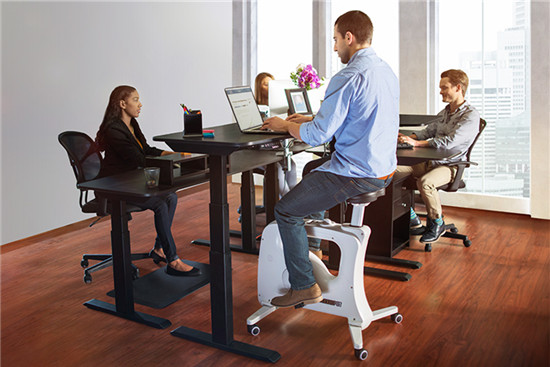 How a Desk Bike Can Help You Remain Productive While You Exercise