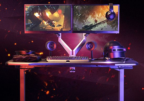 How to Select a Gaming Desk