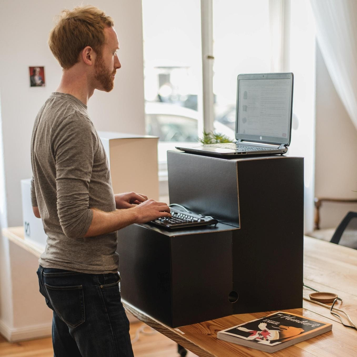 Standing Desks and Their Role in Keeping You Healthy