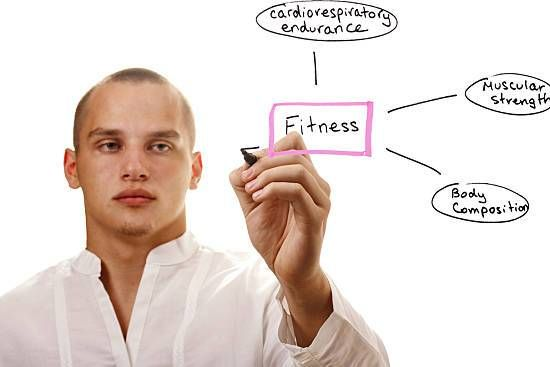 Cardiovascular endurance is a component of fitness