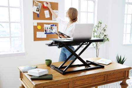 Unique Makeshift Work-From-Home Spaces