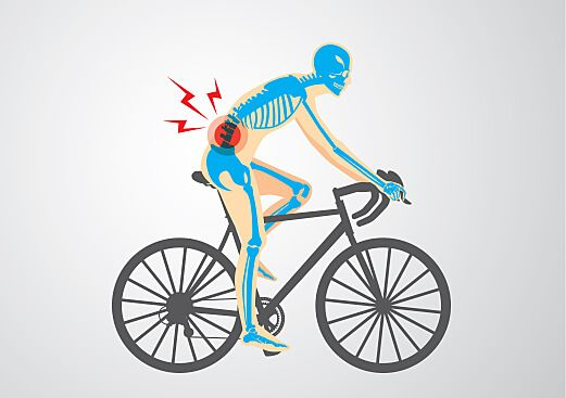 Biking and Your Back: Cycling Tips and Tricks