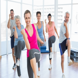 Sweating reduces excess fat in your body.  Working out with  the Vibration Plate