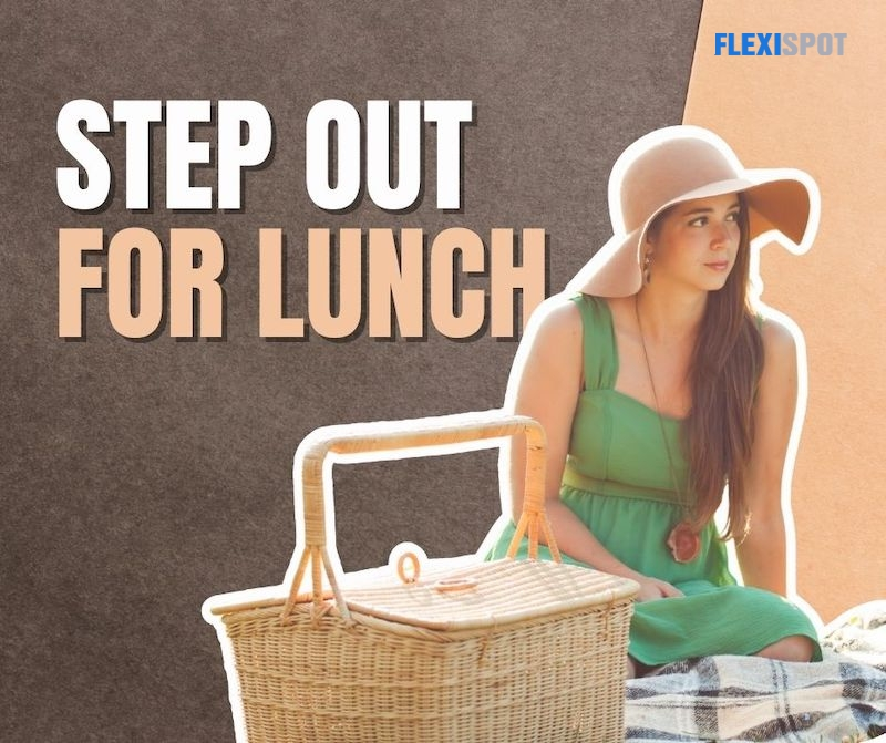 Step Out for Lunch