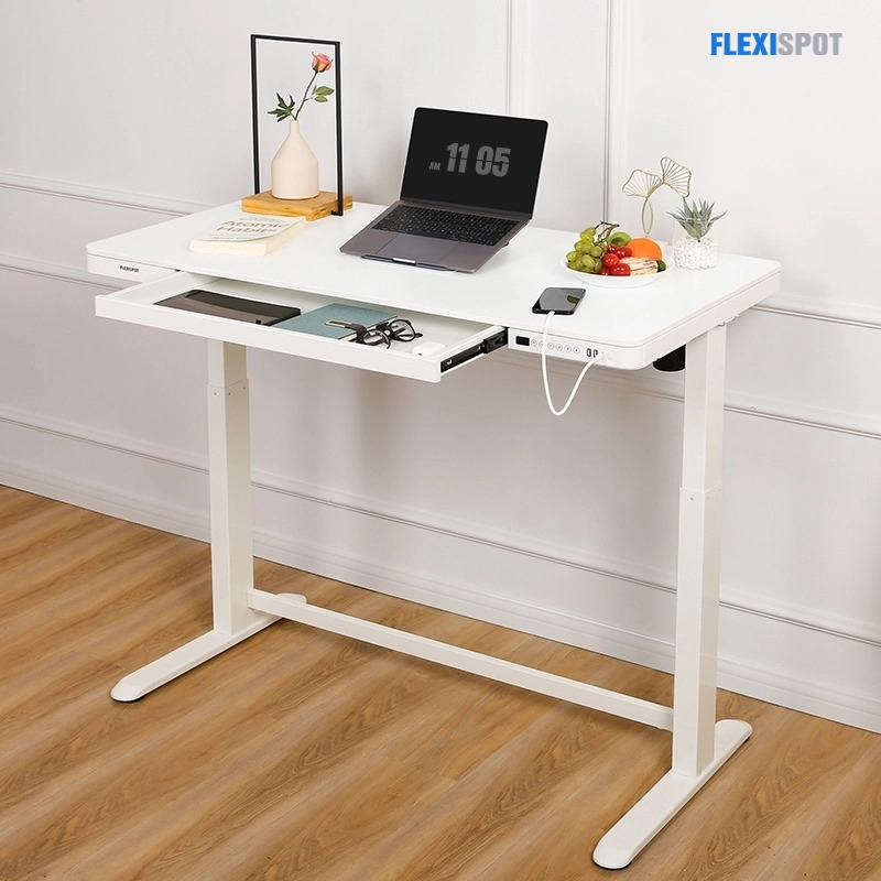 Comhar All-in-One Standing Desk Wooden Top